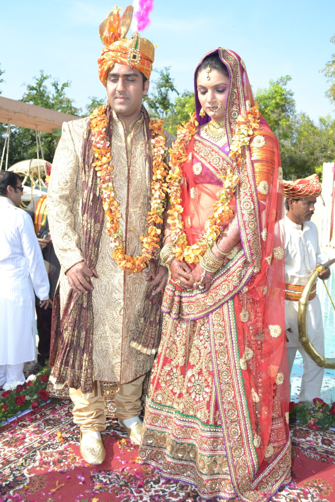 wedding in ranakpur rajasthan
