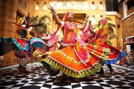 RAJASTHANI FOLK DANCERS