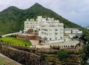Bhairavgarh Palace