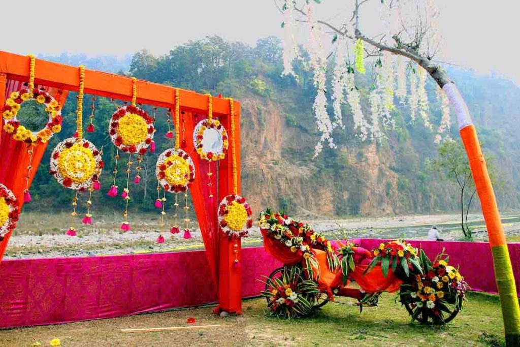 wedding venues in jim corbett, wedding planner in jim corbett, best wedding venues in jim Corbett