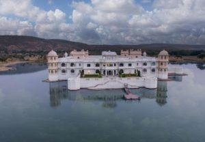 Lake Nahargarh Palace