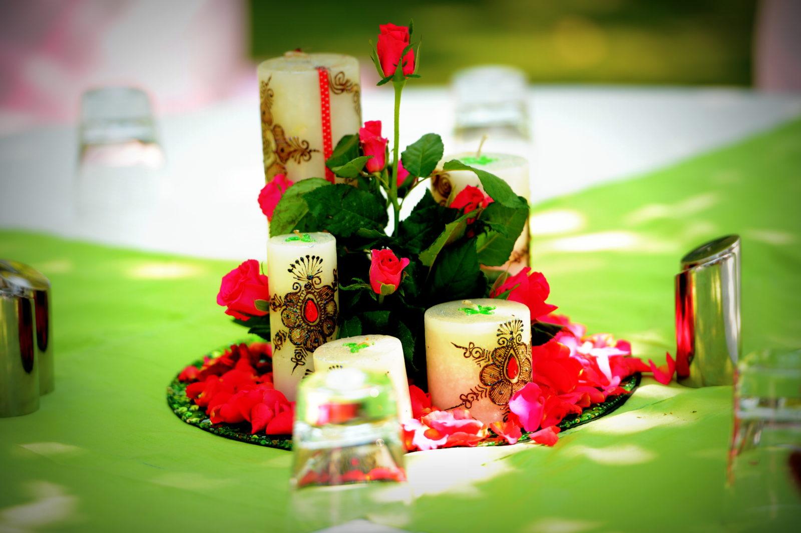 Mehandi Gifts & Favors