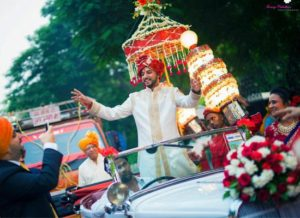 How to make Baraat extremely fun and super comfortable