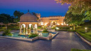 A Grand Wedding at the Oberoi Rajvilas Jaipur