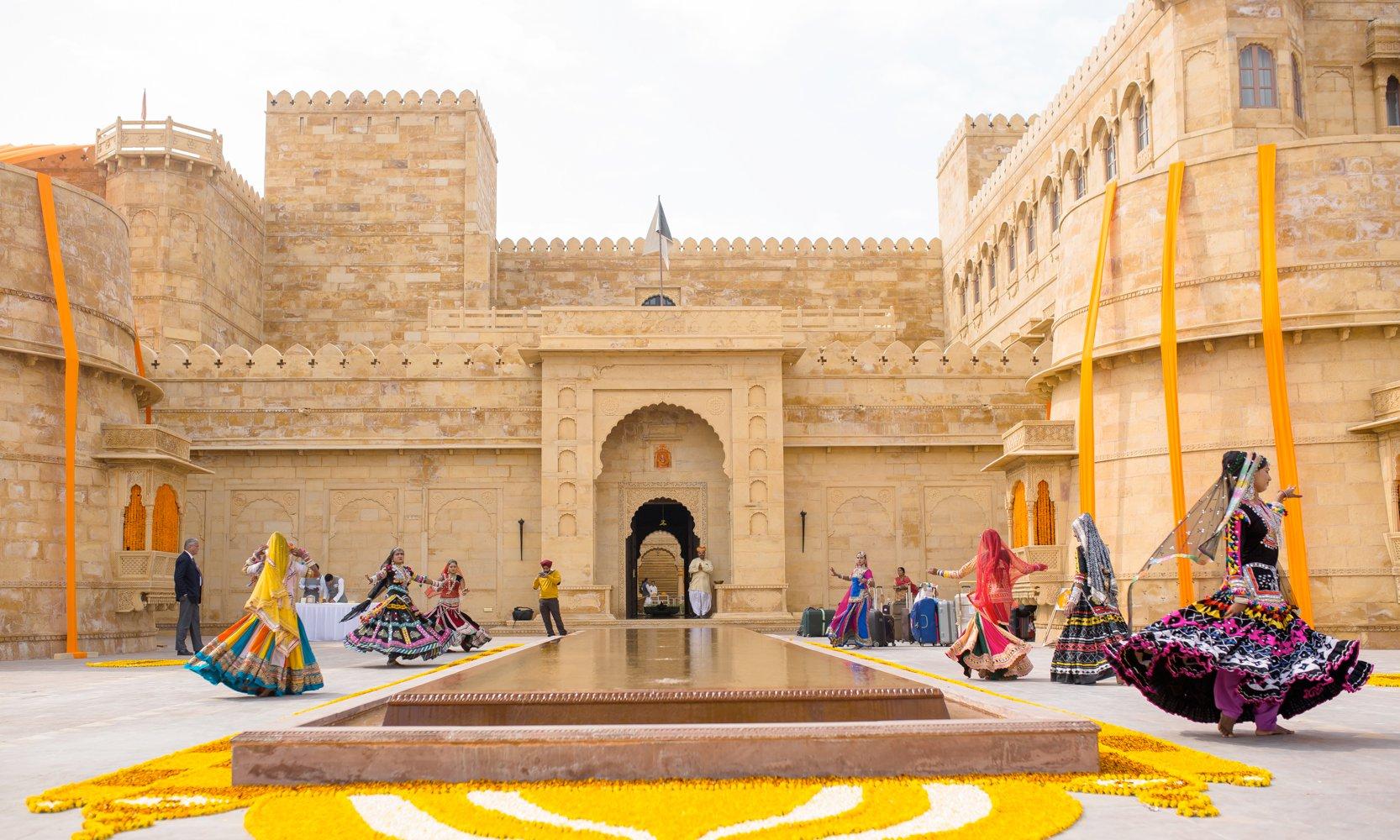 Jaisalmer wedding venues, wedding planner in jaisalmer, Destination wedding planner in india