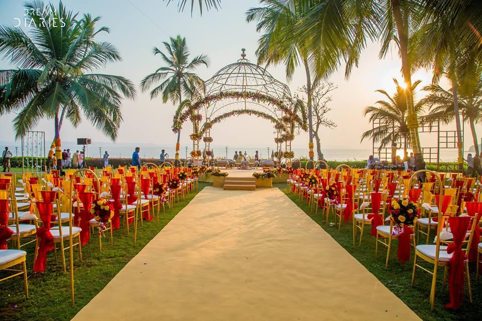 COST OF WEDDING IN GOA