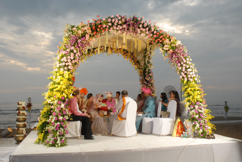 wedding venues in goa, best wedding venues in goa