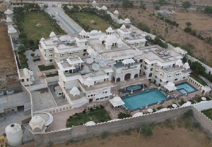 The Shiv Vilas Palace
