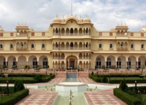 Plan a Wedding at Chomu Palace Jaipur