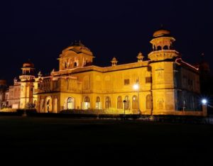 The Lallgarh Palace