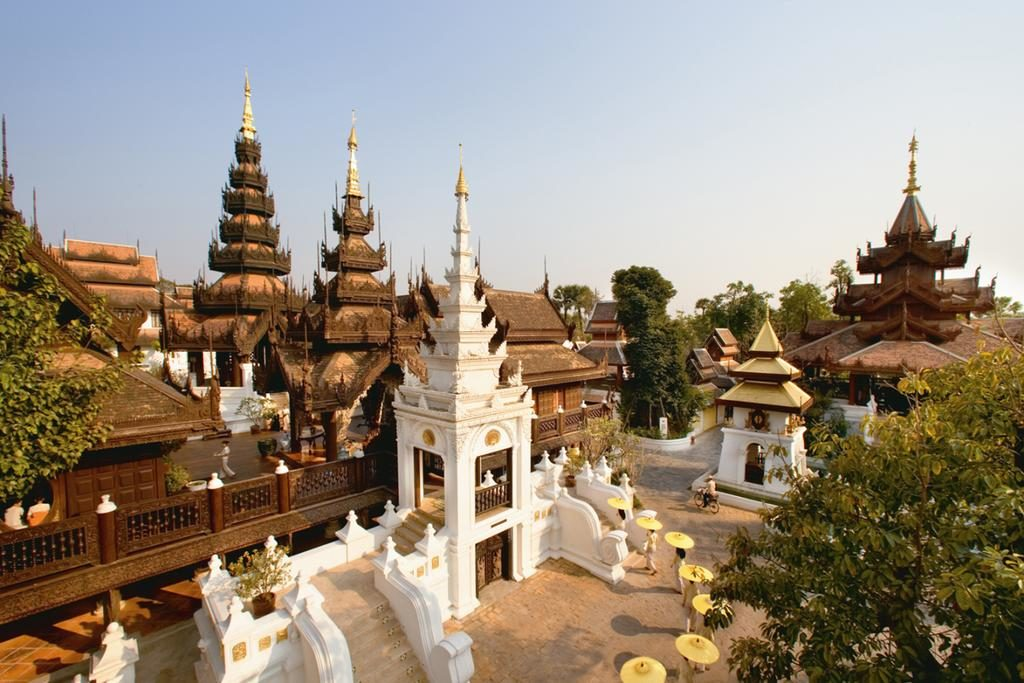 The Dhara Dhevi Chiang, Thailand