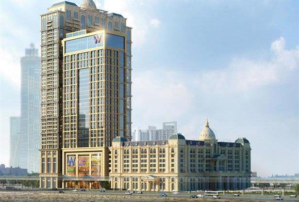 Habtoor Palace, Dubai