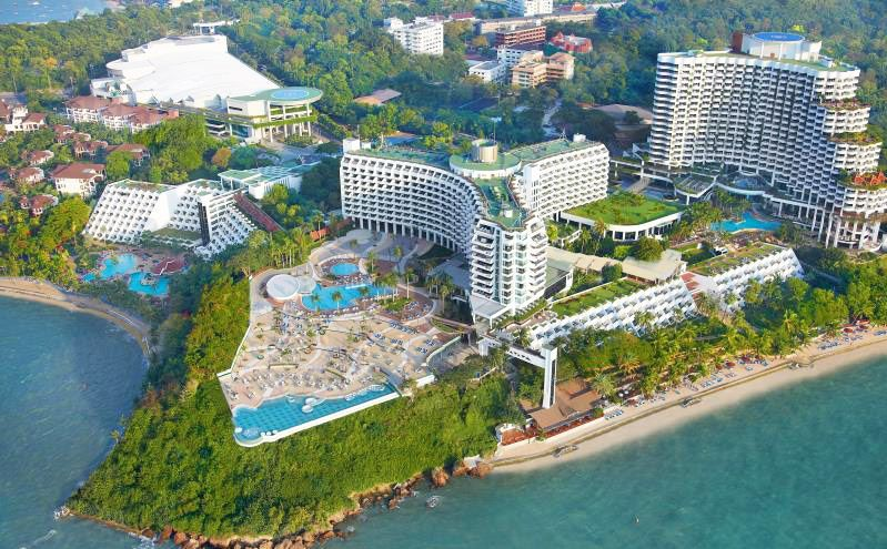 Royal Cliff Beach, Pattaya