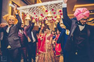 Unique Phoolon Ki Chadar Ideas To Try For Your Bridal Entry