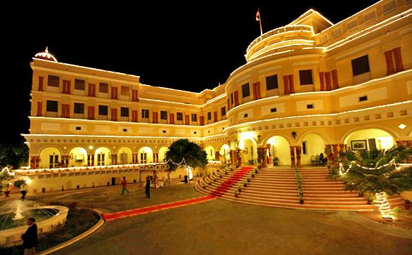 Sariska Palace Alwar