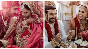 The Wait is Over #DeepVeer The Power Couple Got Married !
